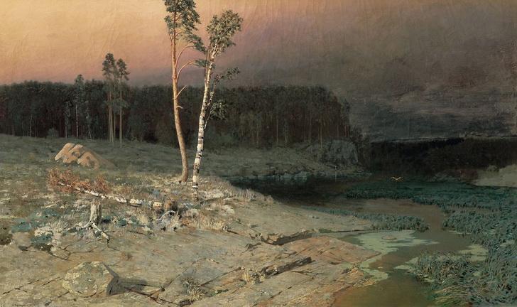 На острове Валааме, 1873 год