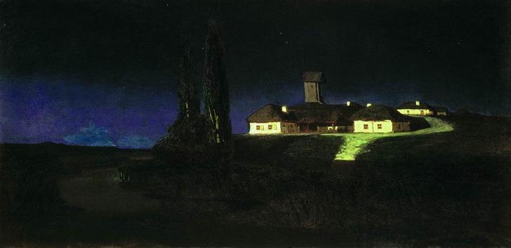 Украинская ночь, 1876 год