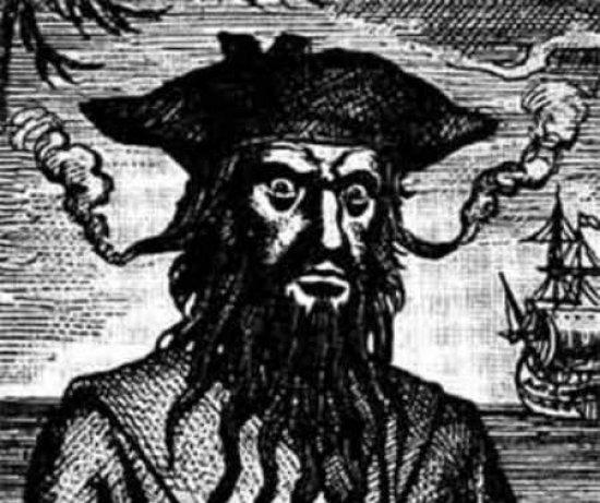 Черная Борода — прототип Флинта