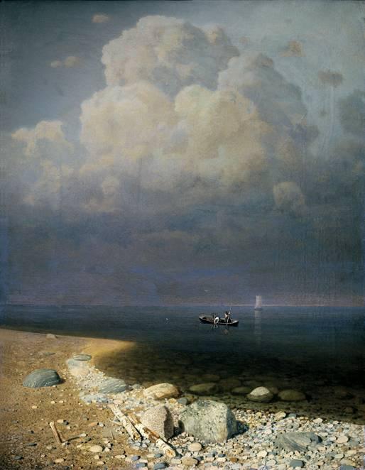 Ладожское озеро, 1870−1873