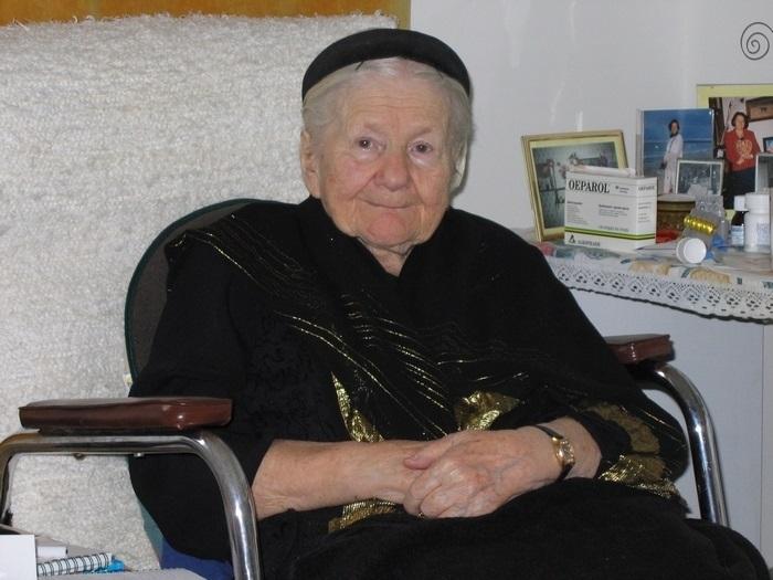Женщина, признанная национальной героиней Польши