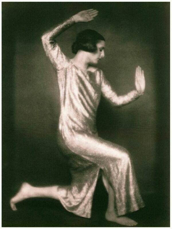 Лени Рифеншталь — танцовщица