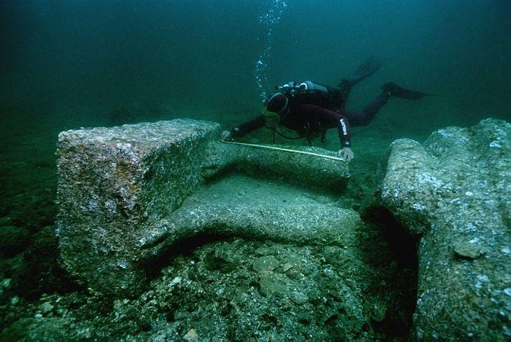 Археологи отыскали пропавший город Гераклион