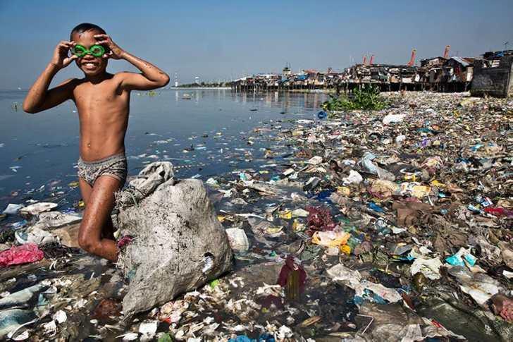 22 жутчайших фото-факта о том, как мусор убивает нашу планету