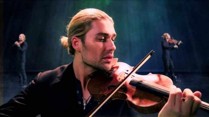 Скрипка,от звучания которой замирает сердце. Несравненный Дэвид Гарретт «Dangerous»