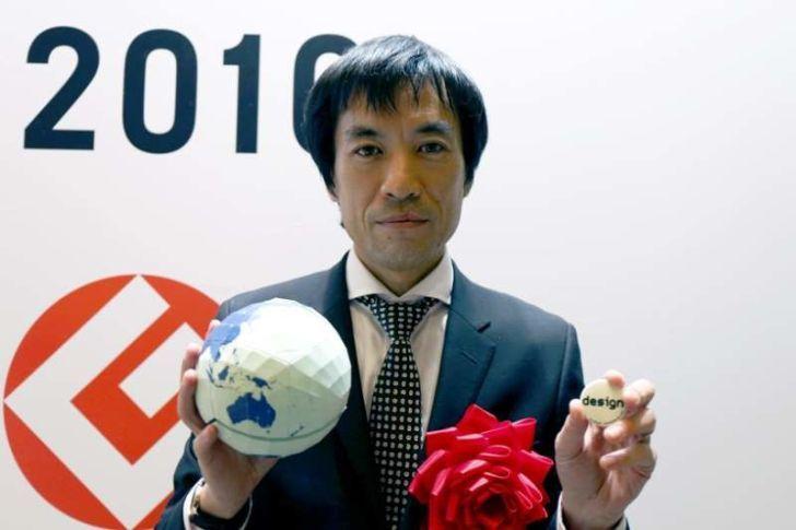 Японец создал новую, более точную карту мира. Ее дизайн поражает!