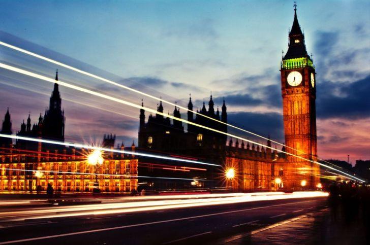 Лондонские куранты (Биг-Бен)