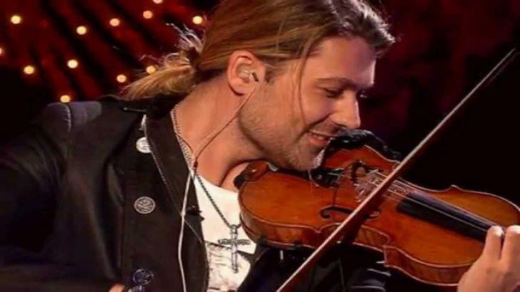 От его скрипки хочется жить! «Чардаш» в исполнении самого быстрого скрипача в мире — Дэвида Гарретта
