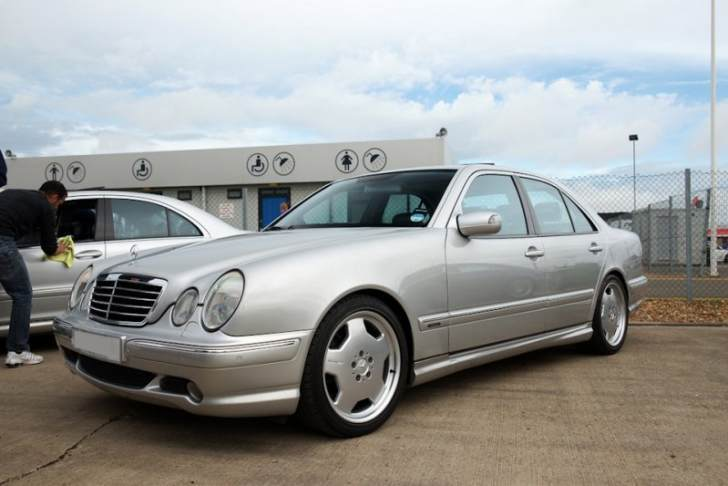 Mercedes-Benz W210 - Мысли вслух