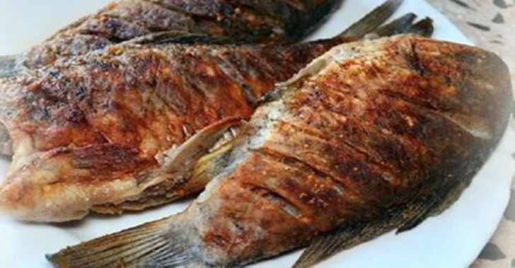 Вот так надо жарить любую рыбу!