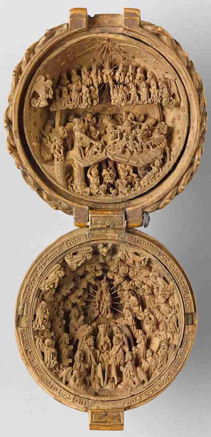 Что блоху подковать: самшитовые фигурки 16-го века озадачивают искусствоведов во всём мире
