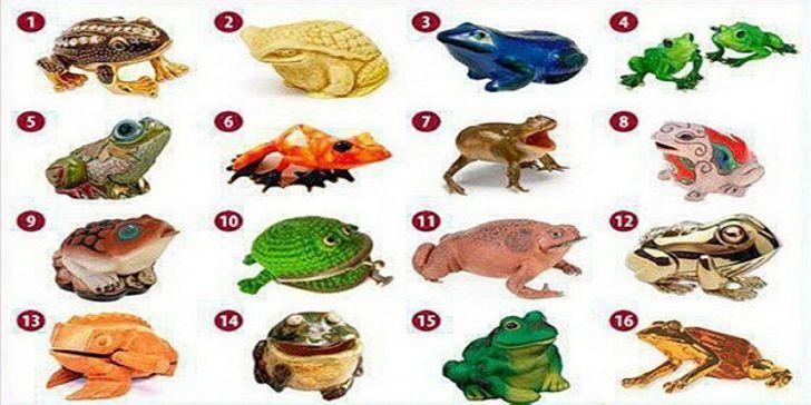 УНИКАЛЬНЫЙ Тест «Выберите лягушку и узнайте ваш путь к богатству» Прочитаете и вы будете в шоке!! точность на 90-95%! Проверьте себя и друзей, так ли это