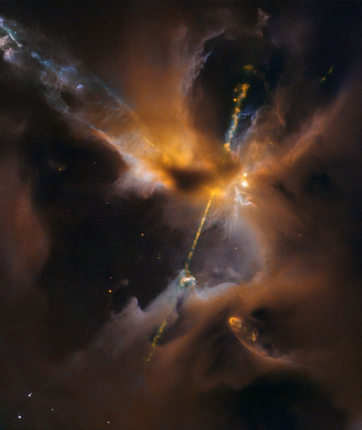 Невероятные снимки видимой части Вселенной, от которых захватывает дух