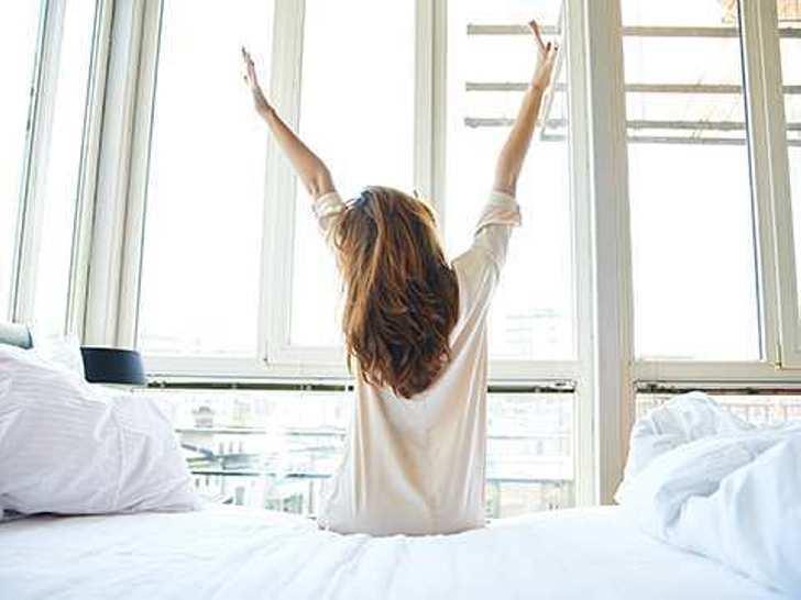 Как быстро уснуть без снотворного?