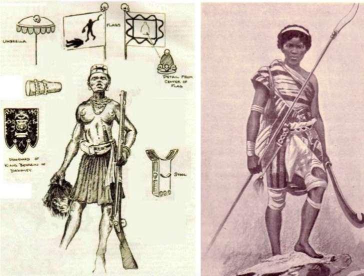 15 фактов о дагомейских амазонках — самых жестоких женщинах-воинах