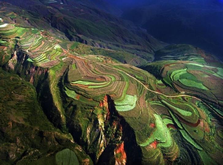 Мир сверху: великолепные фотографии победителей конкурса SkyPixel 2016