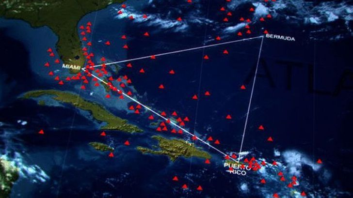 Пропавший в Бермудском треугольнике корабль вернулся спустя 90 лет…