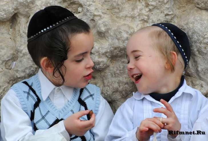 Почему еврейские дети становятся гениями