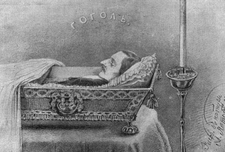 Был ли Гоголь погребен заживо?