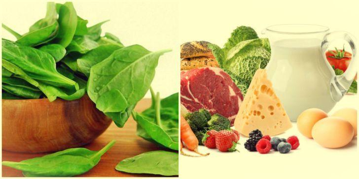Какие продукты есть при мигрени