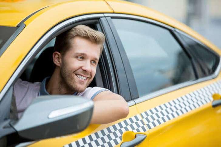 Эта потрясающе веселая и нервная поездка надолго запомнилась начинающему таксисту