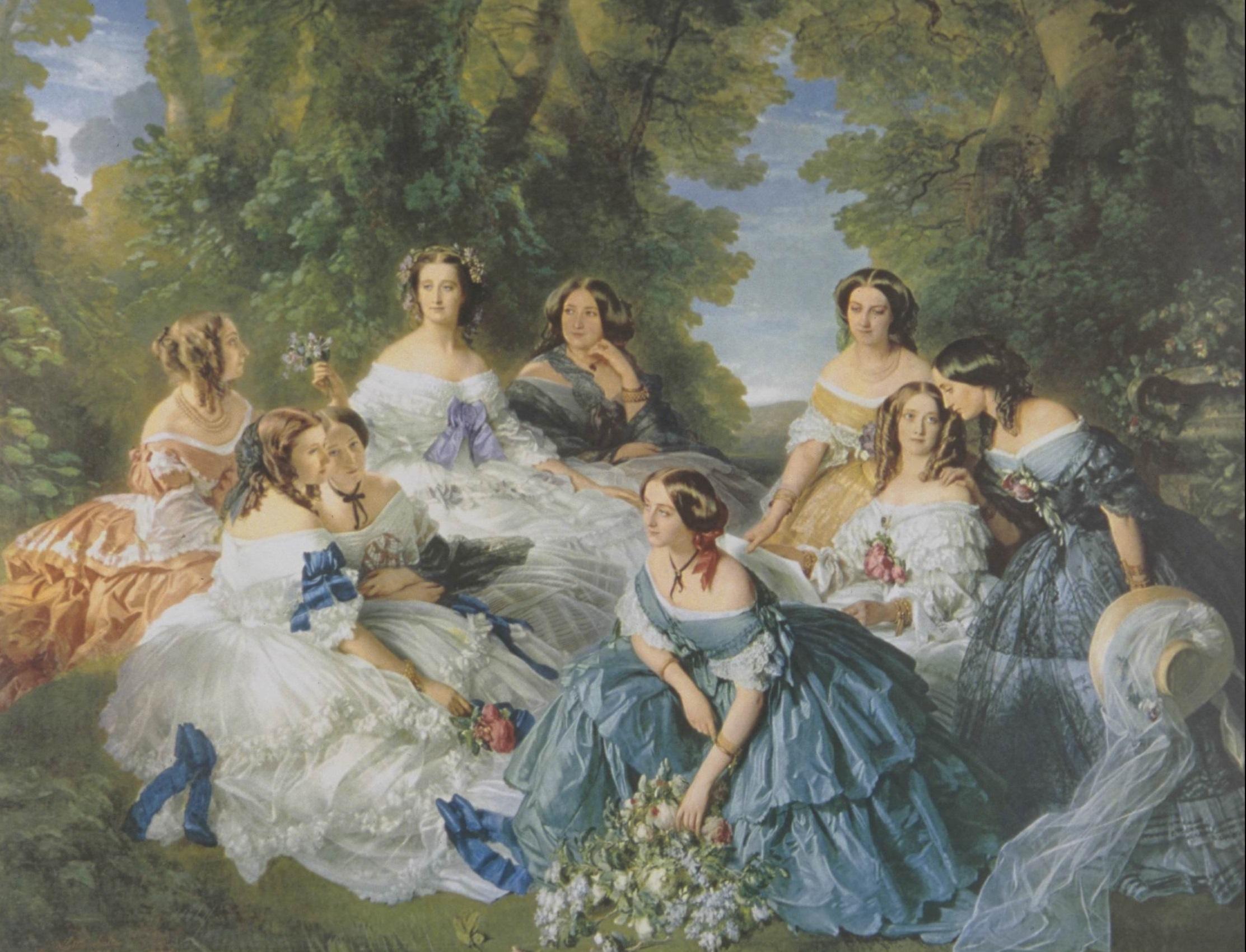 8 шокирующих примеров викторианской моды, которые заставят вас пересмотреть понятия о красоте