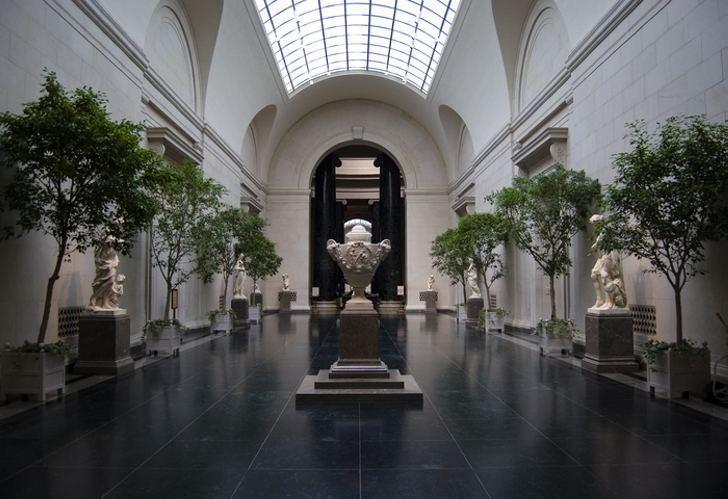 Музеи мира, в которых можно побывать, не выходя из дома!