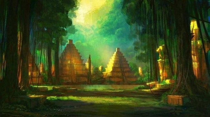 Пять легендарных затерянных городов, которые так и не были найдены
