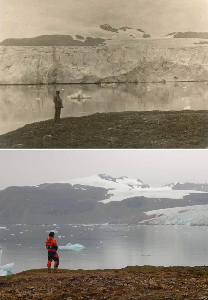 Арктика в ХХ веке и сейчас