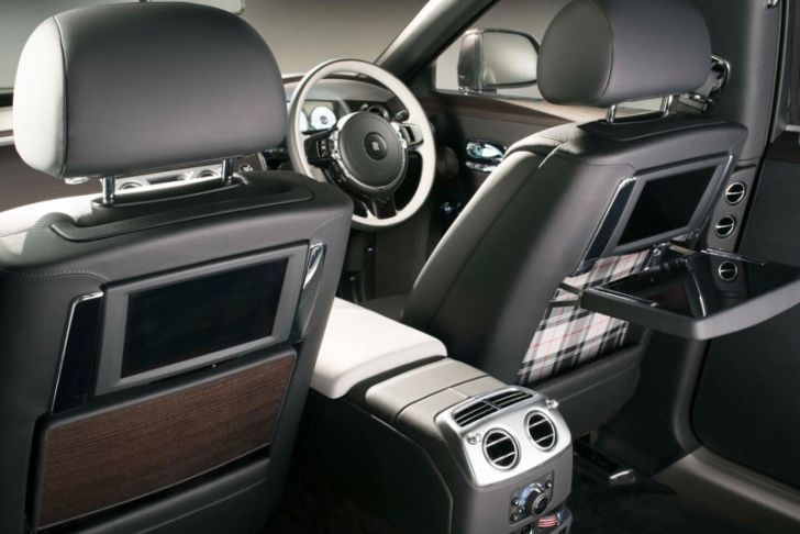 Алмазная краска для Rolls-Royce