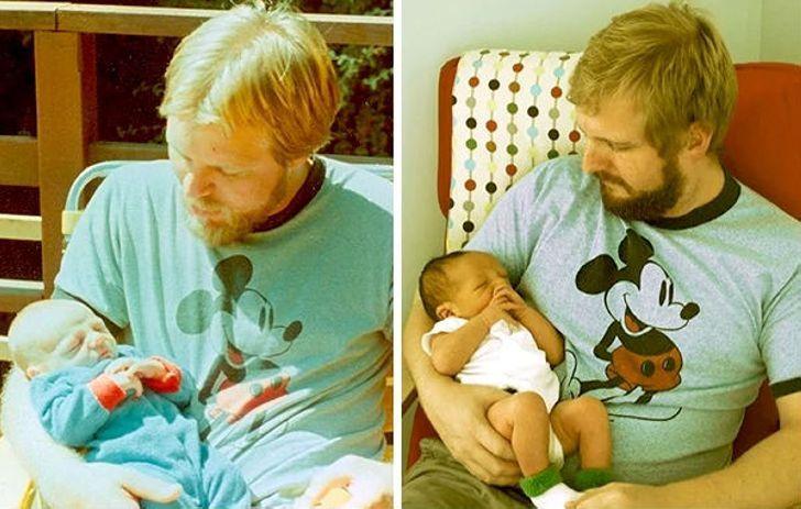 Эти фото доказывают, что ДНК — сильная вещь!