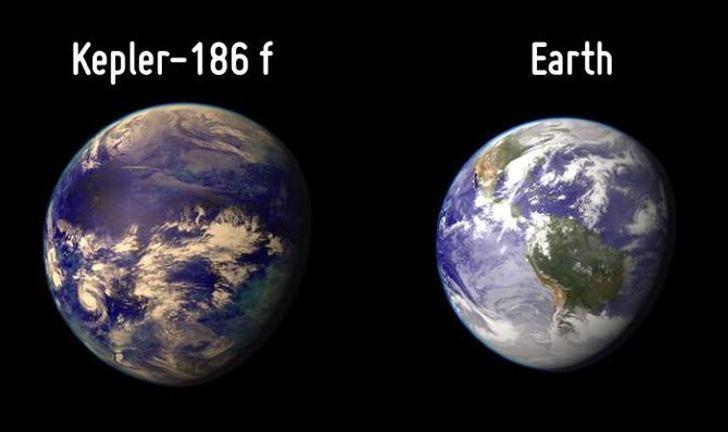 В космосе обнаружили вторую Землю