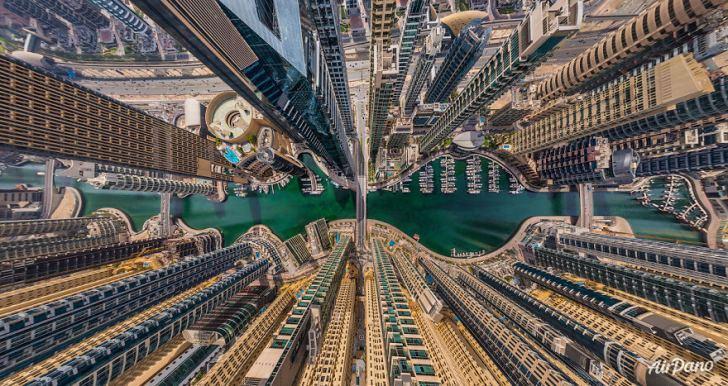 25 городов мира с высоты птичьего полета!