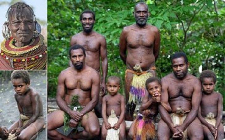 В Африке обнаружено племя русскоговорящих каннибалов