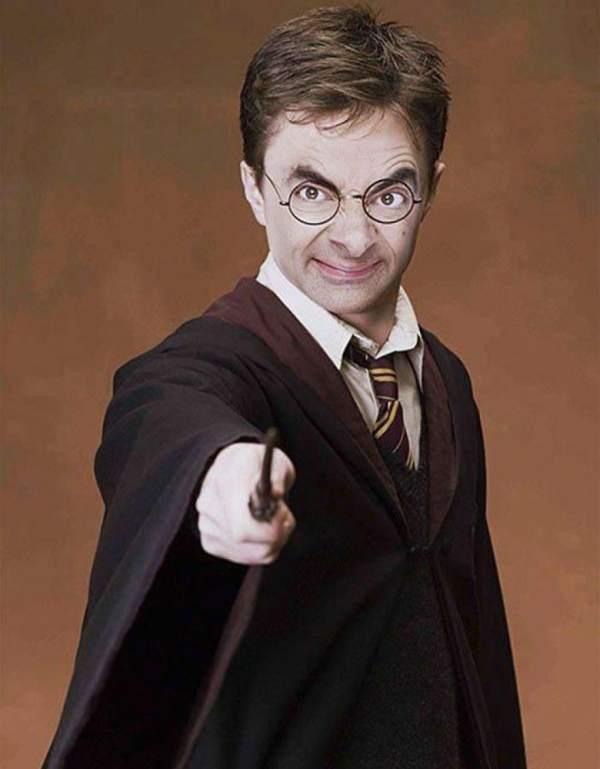 Мистер Бин – супергерой! Самые смешные фотошопы фанатов
