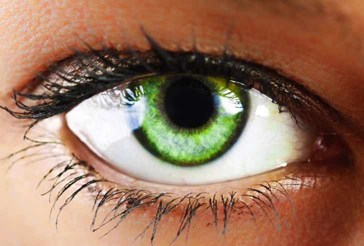 Магия зеленых глаз