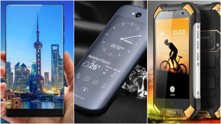 Топ-5 китайских смартфонов-бестселлеров на базе Android