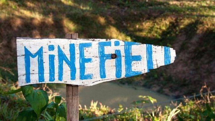 Невидимая смерть: как находят и обезвреживают мины