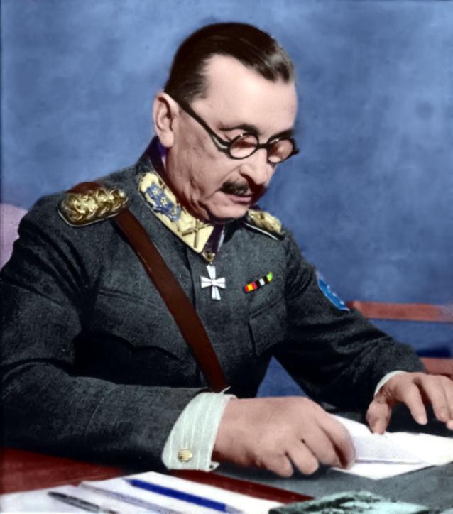 Как русский офицер Карл Маннергейм, стал президентом Финляндии