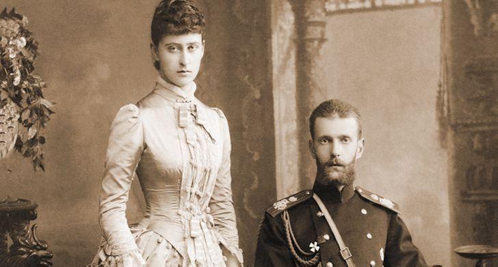 Елизавета Федоровна и Сергей Александрович Романовы
