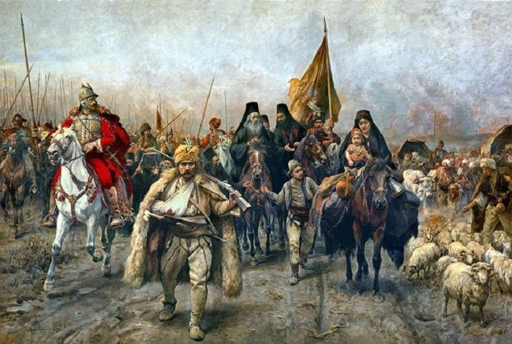 Почему сербов называют балканскими русскими