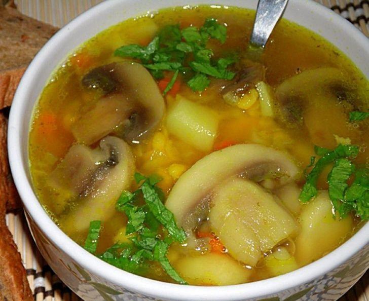 Если вы собрались делать суп, делайте один из этих!