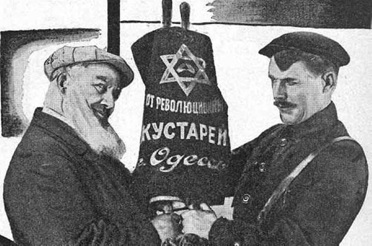 Почему в уголовном жаргоне много слов из еврейского идиша