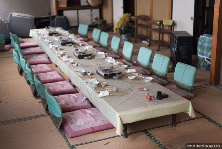 Как природа поглотила покинутую Фукусиму