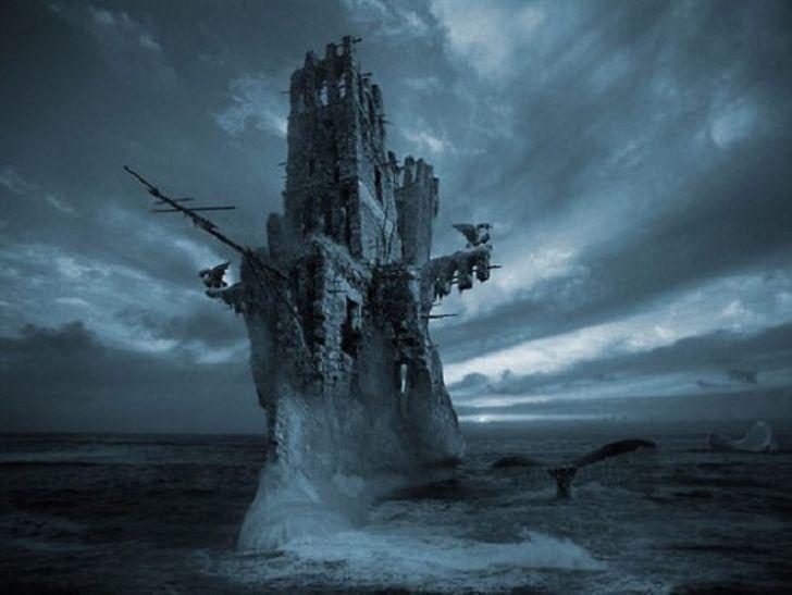 5 реально существовавших кораблей-призраков