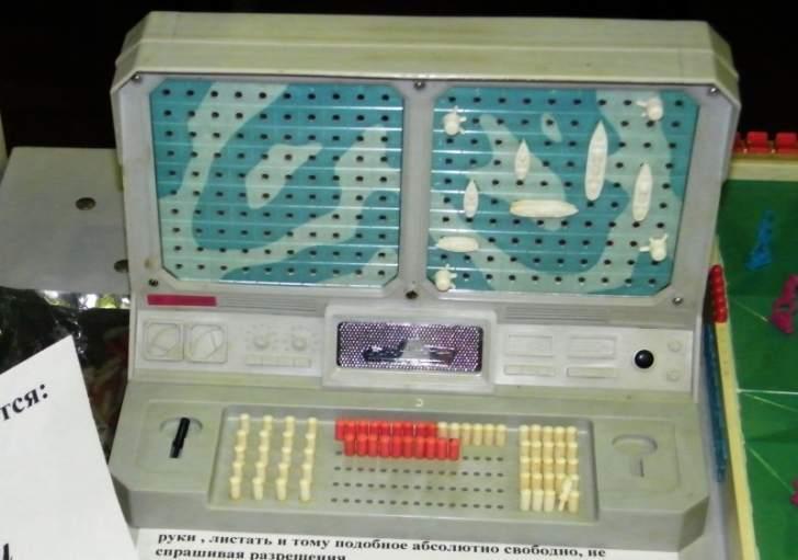 Любимые настольные игры нашего детства