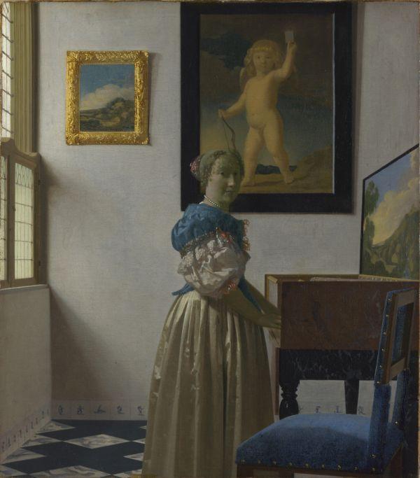 Весь Вермеер: 36 картин знаменитого нидерландского живописца