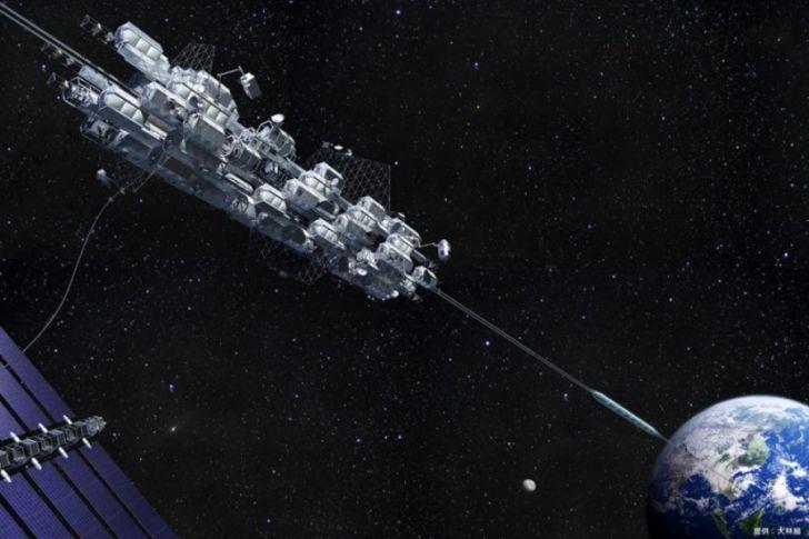 Космический лифт: фантазии или реальность?