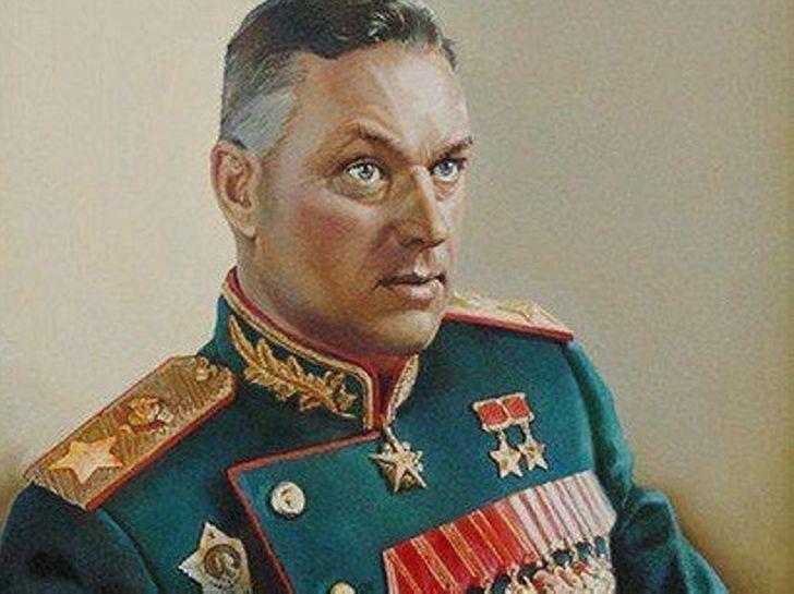 Маршал Рокоссовский: непобежденный