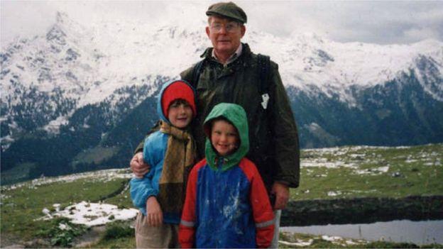 """""""Мой сын умер в 1994, но его сердце билось до 2017"""""""